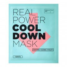 Увлажняющая и охлаждающая маска Verite Real Power Cool Down Mask