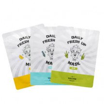 Листовая маска Village 11 Factory Daily Fresh UP mask