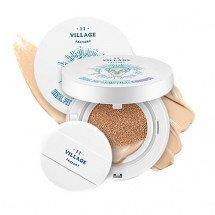 Увлажняющий кушон Village 11 Factory Real Fit Moisture Cushion SPF50+/PA+++