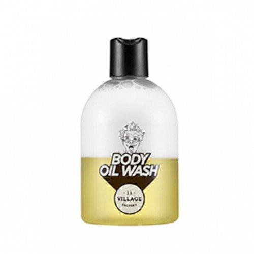 Гель-масло для душа Village 11 Factory Relax-Day Body Oil Wash