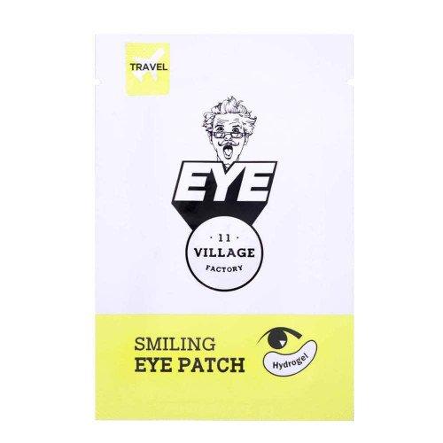Зволожуючі патчі для шкіри навколо очей Village 11 Factory Smiling Eye Patch