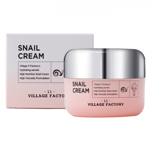 Улиточный крем Village 11 Factory Snail Cream