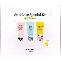 Набор солнцезашитных кремов Village 11 Factory Sun Cream Gift Set
