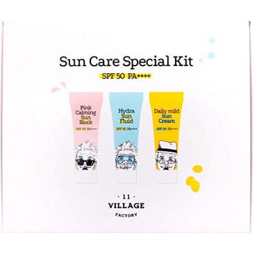 Набор солнцезащитных кремов Village 11 Factory Sun Cream Gift Set