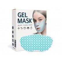 Ліфтинг-маска для підтяжки овалу обличчя WellDerma Sports Cooling Gel Mask