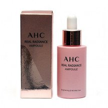 Выравнивающая тон кожи сыворотка для сияния кожи AHC Real Radiance Ampoule, 30 мл