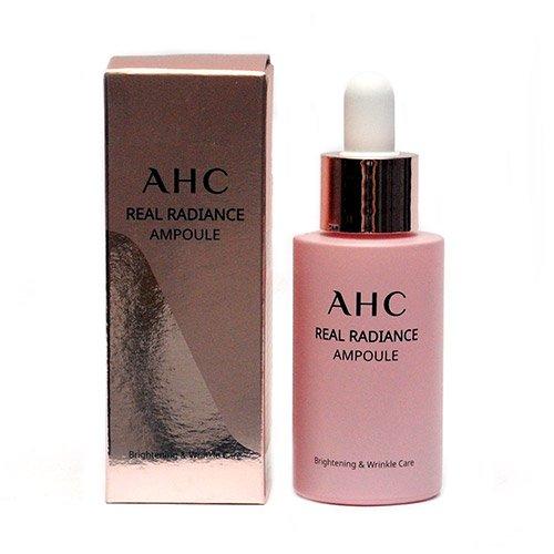 Вирівнююча тон шкіри сироватка для сяйва шкіри AHC Real Radiance Ampoule, 30 мл