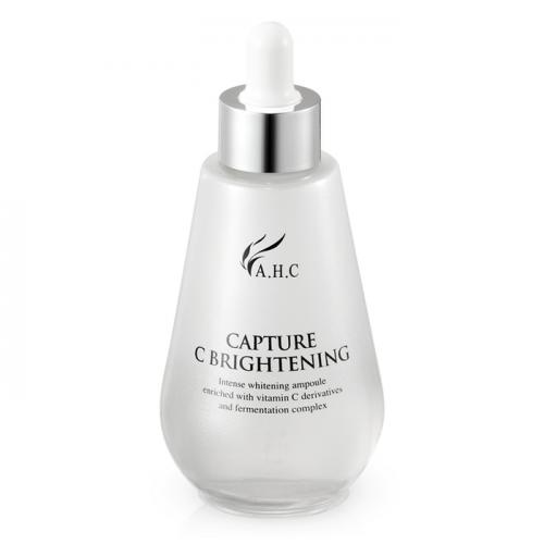 Сыворотка с витамином C AHC Capture C Brightening Ampoule
