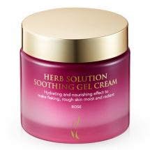 Гель-крем AHC Herb Solution Rose Soothing Gel Cream