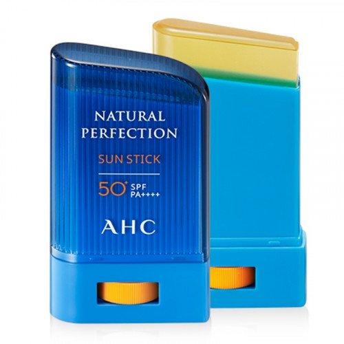 Солнцезащитный стик AHC Natural Fresh Perfection Sun Stick SPF50+/PA++++