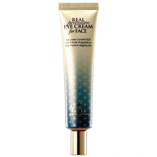 Пептидный крем для лица и кожи вокруг глаз AHC Premium Real Eye Cream For Face