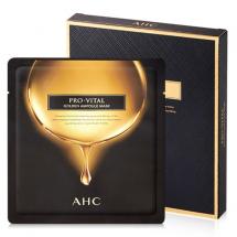 Антивозрастная маска AHC Pro-Vital Golden Ampoule Mask