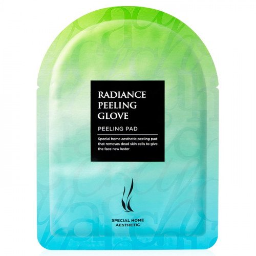 Кислотная пилинг-рукавичка AHC Radiance Peeling Glove