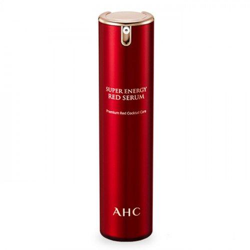 Антиоксидантная комплексная сыворотка AHC Super Energy Red Serum Premium Red Coctail Care