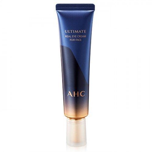 Антивозрастной крем для кожи вокруг глаз с термочувствительной системой AHC Ultimate Real Eye Cream For Face
