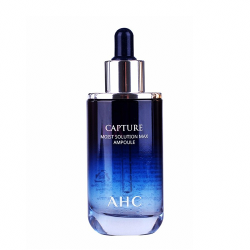 Зволожуюча ферментована сироватка AHC Capture Moist Solution Max Ampoule