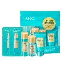 Зволожуючий набір для очищення шкіри AHC Essence Care Cleansing Trial Kit
