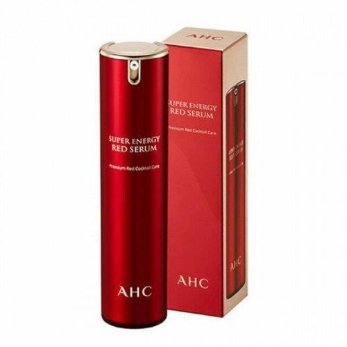 Антиоксидантная сыворотка AHC Super Energy Red Serum Premium Red Cocktail Care, 10 мл