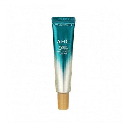 Пептидный антивозрастной крем AHC Youth Lasting Real Eye Cream For Face Travel Size