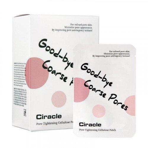 Патчи для сужения расширенных пор Ciracle Ciracle Pore Tightening Cellulose Patch