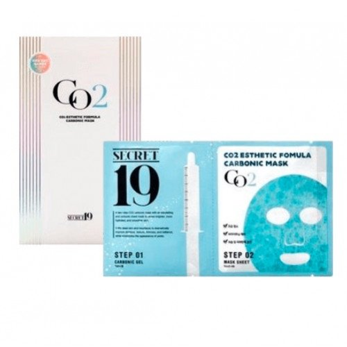Карбокситерапия CP-1 Esthetic House Co2 Carboxy Gel Sheet Mask