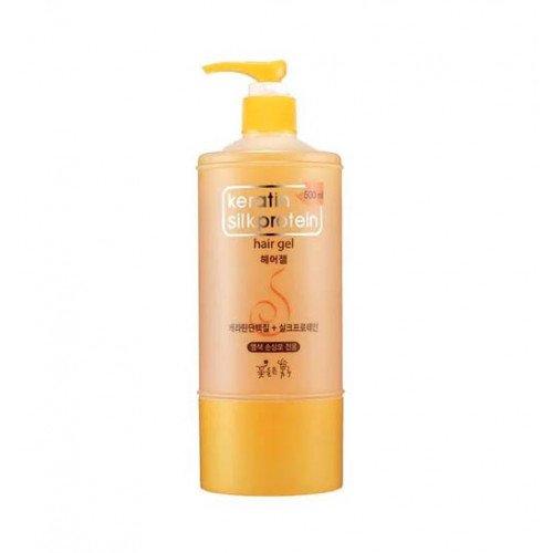 Гель для укладки волос Cosmocos Keratin Silkprotein Hair Gel
