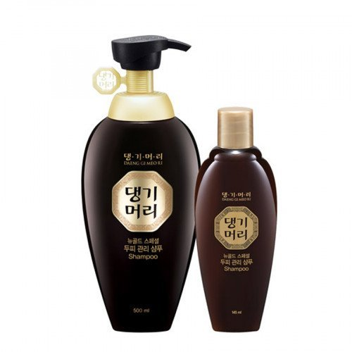 Шампунь для кожи головы и волос черное золото Daeng Gi Meo Ri New Gold Black Shampoo