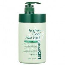 Натуральная освежающая маска на основе чайного дерева DAENG GI MEO RI Tea Tree Cool Hair Pack