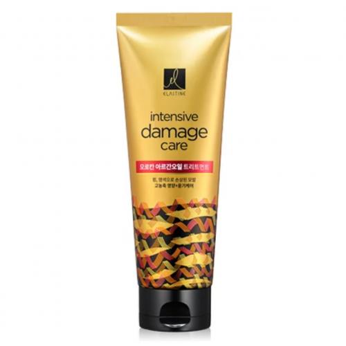 Маска для поврежденных волос Elastine Morrocan Argan Oil Intensive Nutrition Treatment