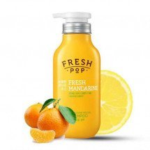 Шампунь для поврежденных волос Fresh Pop Fresh Mandarin & Yuzu Recipe Shampoo