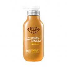 Восстанавливающий шампунь с медом и гранолой Fresh Pop Honey Granola Recipe Shampoo