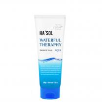 Глубокоувлажняющая маска для волос Ha'sol Waterfull Theraphy Aqua
