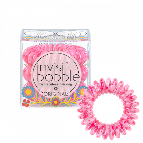 Гумка-браслет для волосся Invisibobble Original Flores &Bloom Yes, WeCancum HP