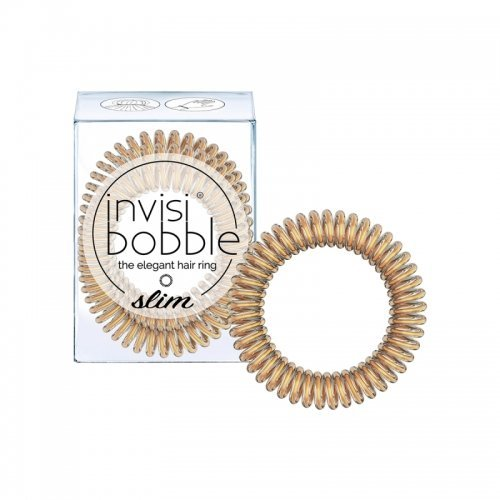 Гумка Invisibobble Slim Bronze Me Pretty