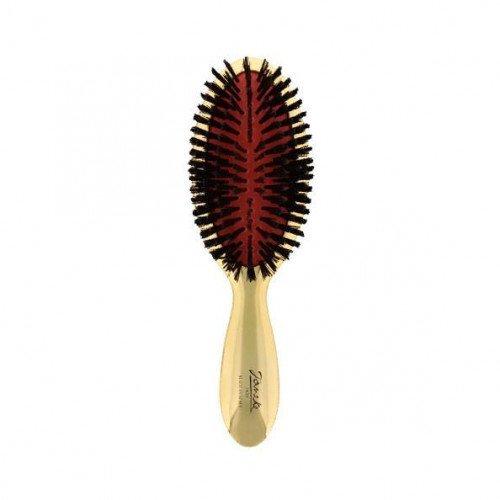 Расческа с натуральной щетиной Janeke Brush With Bristles