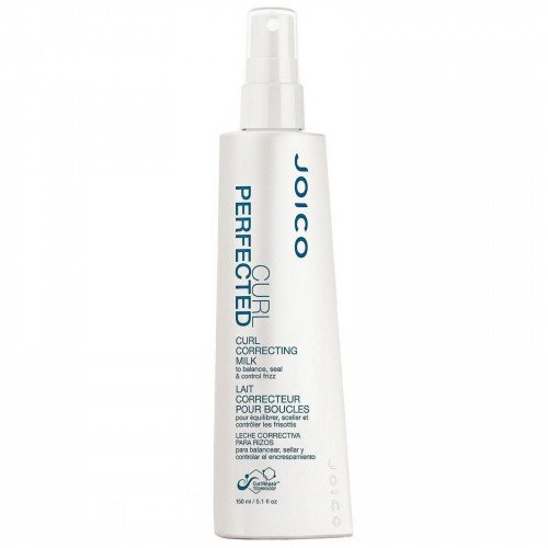 Несмываемое молочко для расчесывания кудрявых волос Joico Curl Perfected Curl Correcting Milk