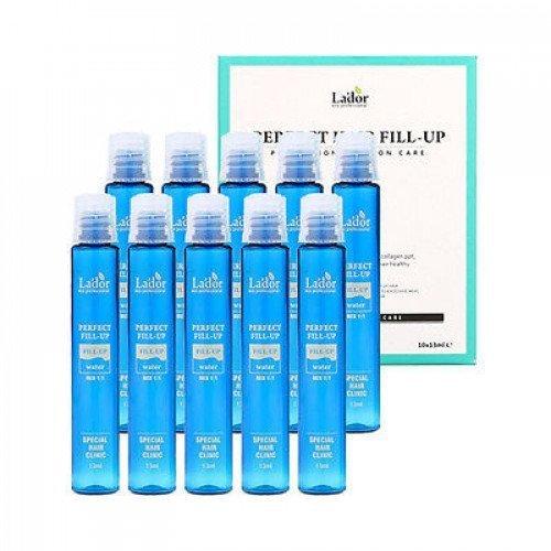 Набір з 10 філерів для волосся La'dor Perfect Hair Filler