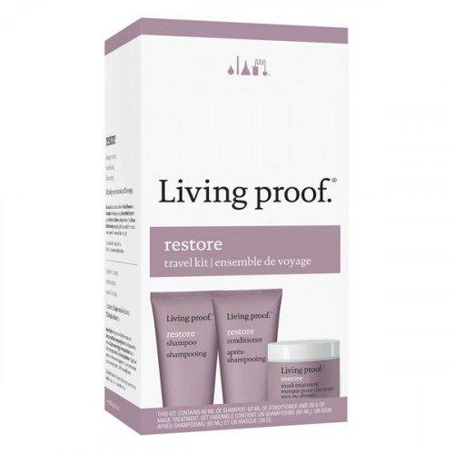 Дорожный набор для восстановления волос Living Proof Restore Travel Kit