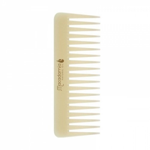Гребень для волос, пропитанный маслом макадамии Macadamia Natural Oil Healing Oil Infused Comb