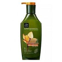 Восстанавливающий кондиционер для волос Mise en Scene Super Botanical Abyssinian Oil & Ylang Ylang Conditioner