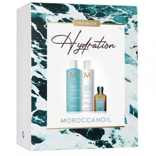 """Набор """"Бесконечное увлажнение"""" Moroccanoil Infinite Hydration"""