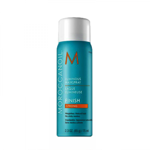 Сияющий лак для волос Moroccanoil Luminous Hairspray Extra Strong Finish
