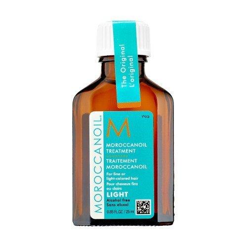 Восстанавливающее масло для волос Moroccanoil Oil Treatment For Fine And Light-Colored Hair