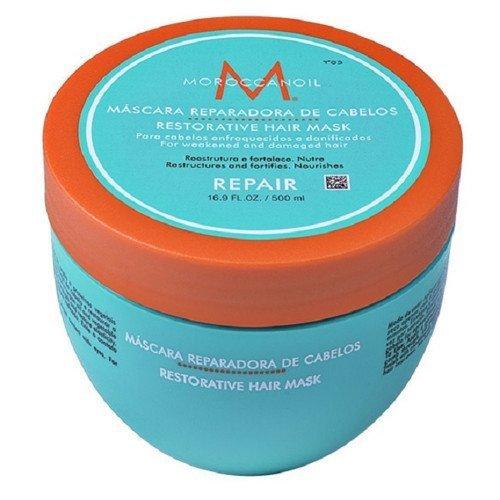 Восстанавливающая маска Moroccanoil Restorative Hair Mask