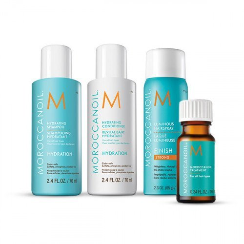 Набор Moroccanoil Must-Haves Kit