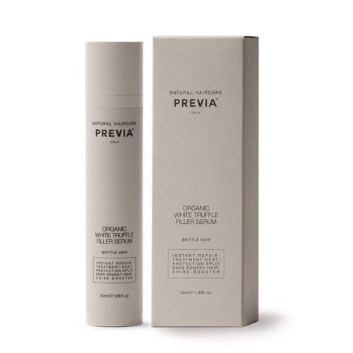 Филлер-сыворотка для волос Previa White Truffle Filler Serum