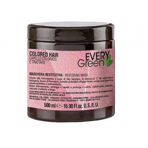 Маска для окрашенных волос Dikson Every Green Colored Hair