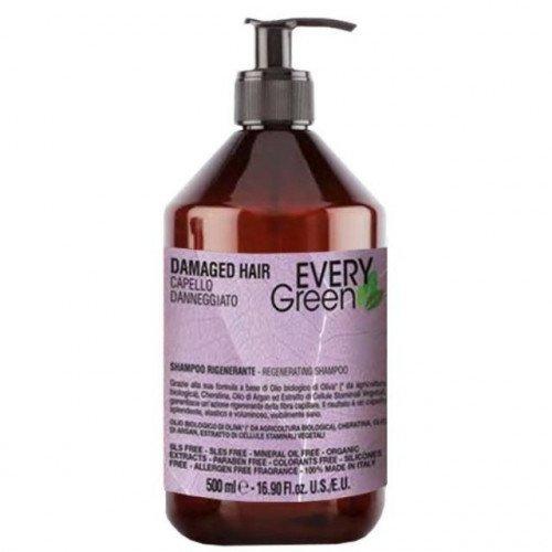 Шампунь восстанавливающий Dikson Every Green Damaged Hair Shampoo