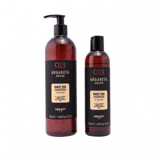 Аргановый шампунь для всех типов волос Dikson Argabeta Argan Shampoo Daily Use