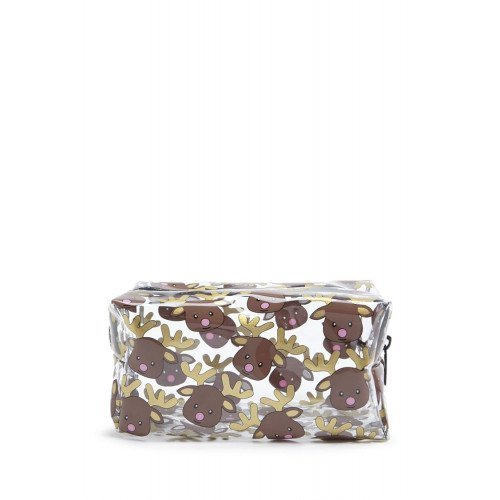 Косметичка Forever21 Clear Makeup Bag